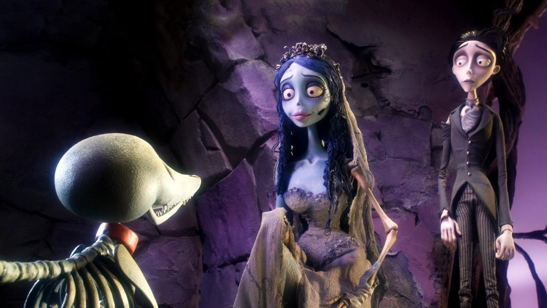 Tim Burton's Corpse Bride on Amazon Prime Video UK