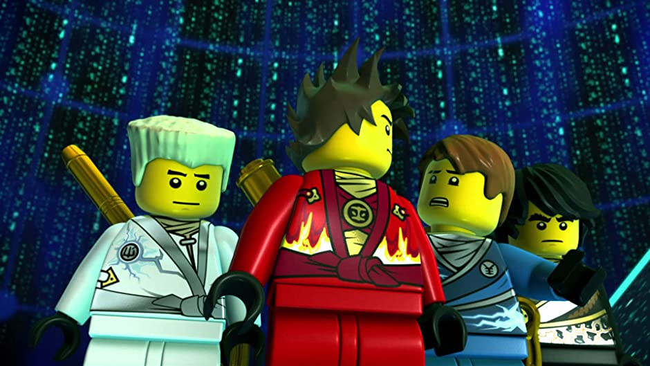LEGO Ninjago: Masters of Spinjitzu Season 3 : Watch online now ...