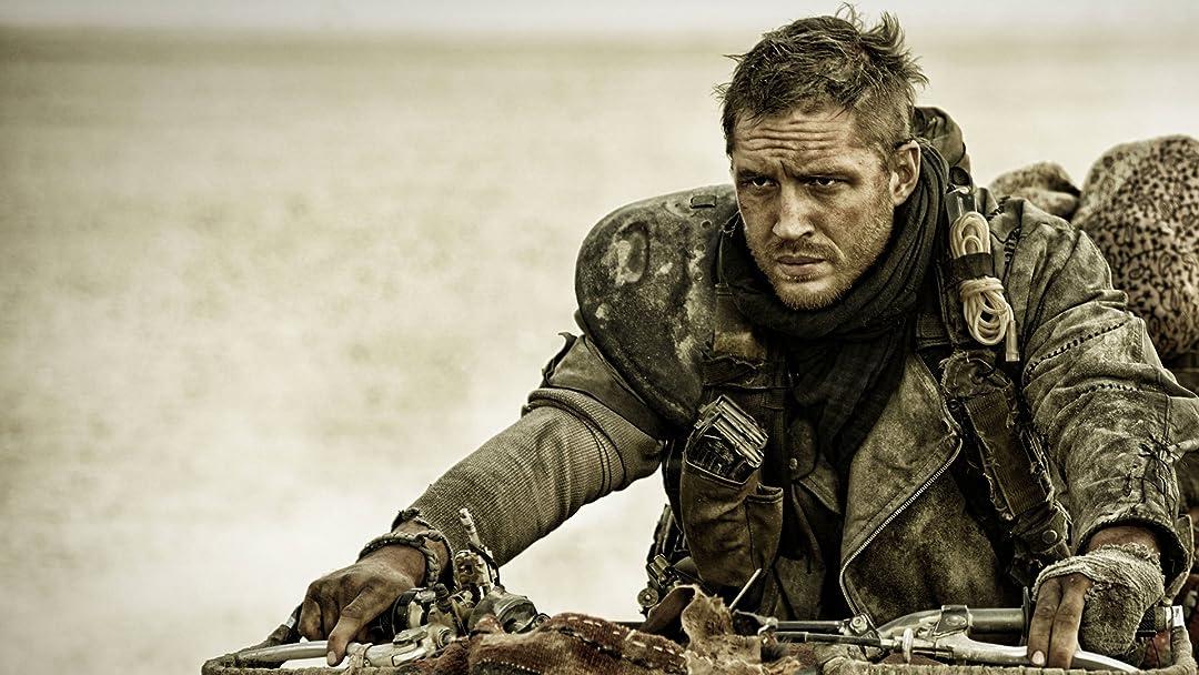 Mad Max: Fury Road on Amazon Prime Video UK
