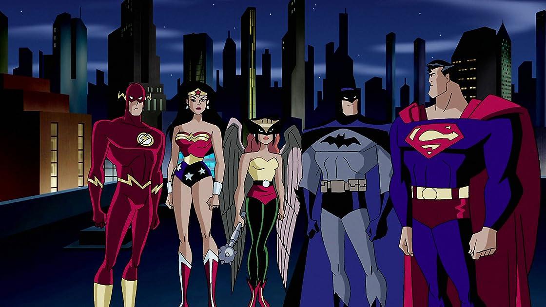 Justice League on Amazon Prime Video UK