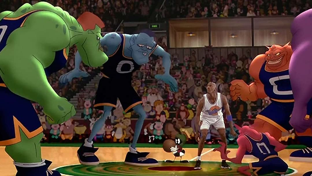 Space Jam on Amazon Prime Video UK
