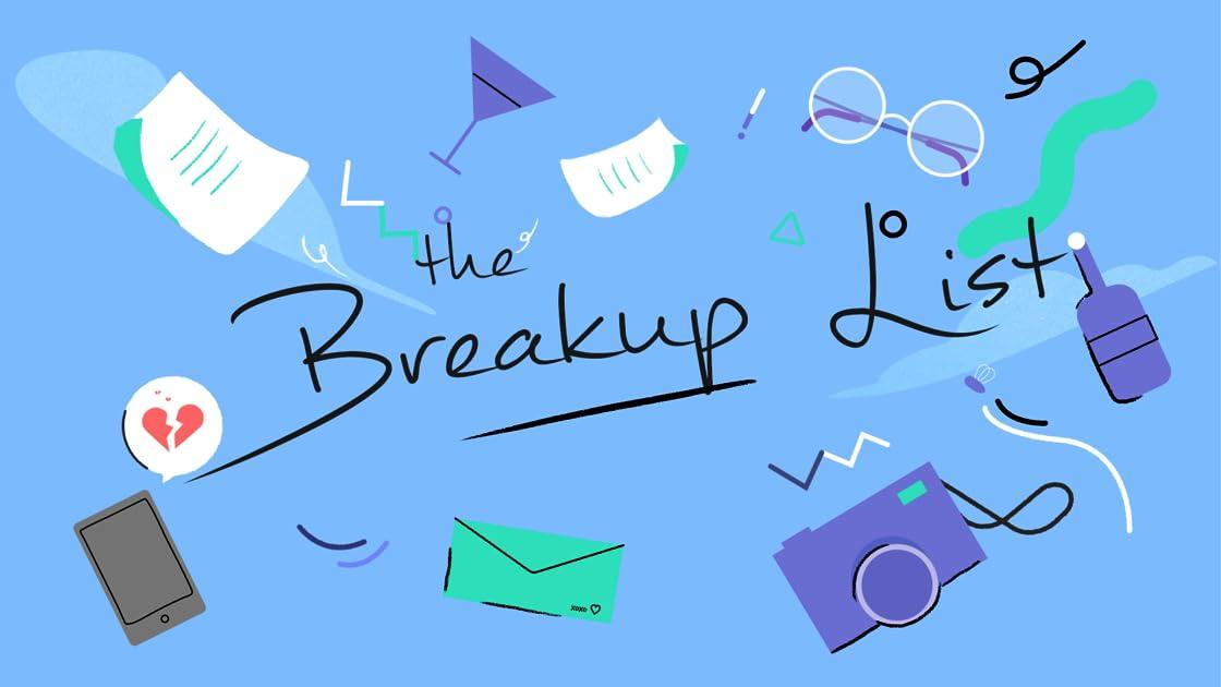 The Breakup List on Amazon Prime Video UK