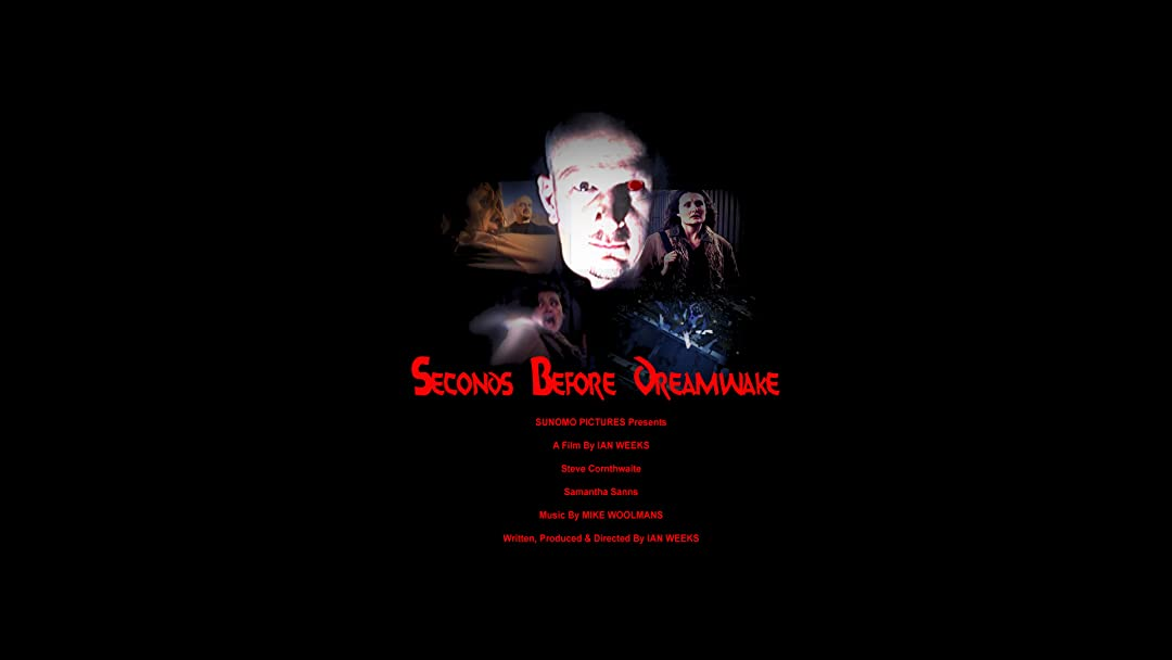 Seconds Before Dreamwake on Amazon Prime Instant Video UK