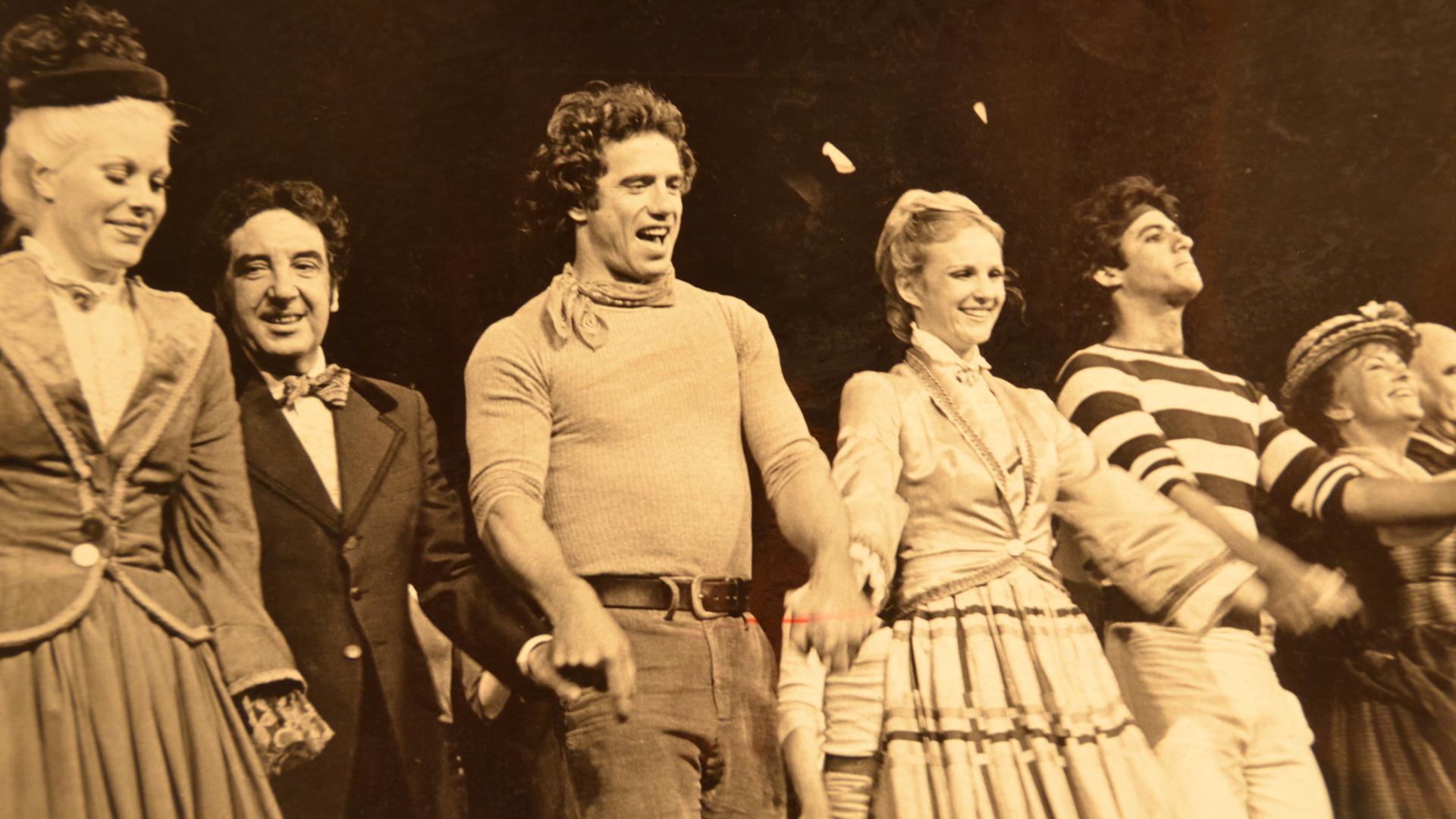 The Barn Theatre: Tomorrow's Stars Today