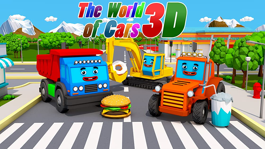The World of Cars 3D on Amazon Prime Instant Video UK