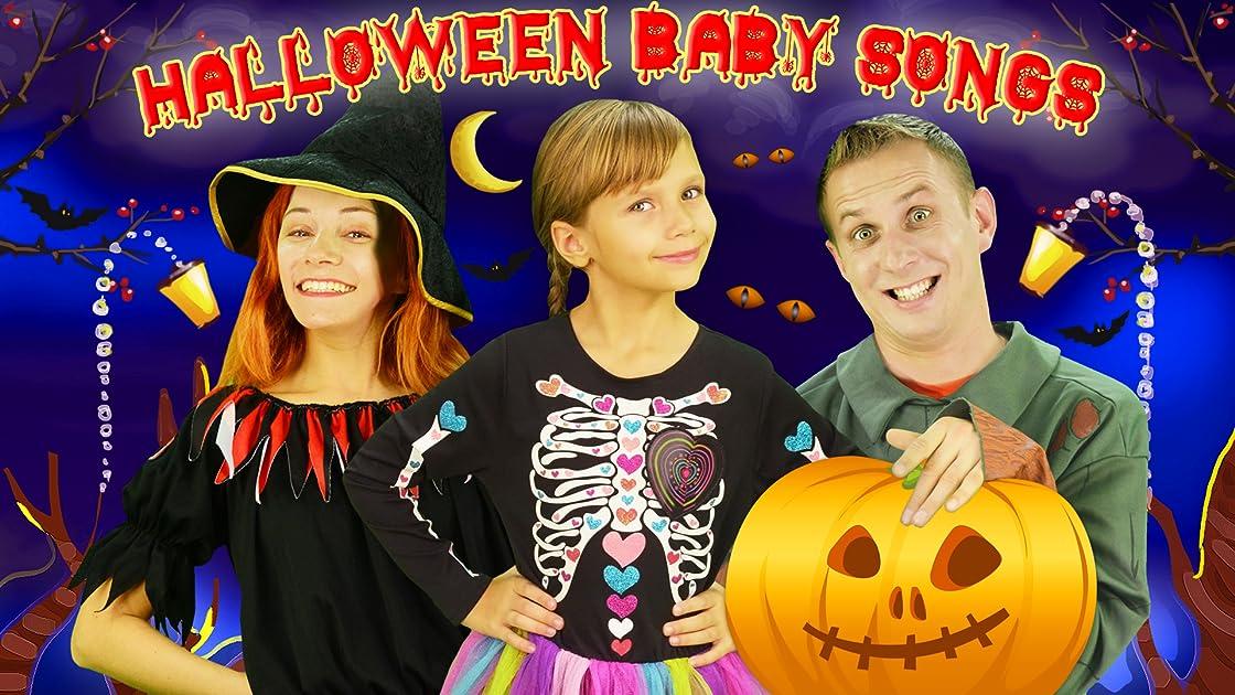 Halloween Baby Songs - Season 2