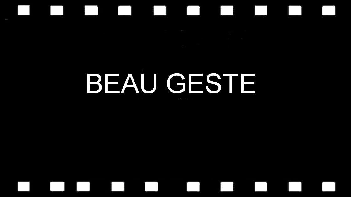 Beau Geste