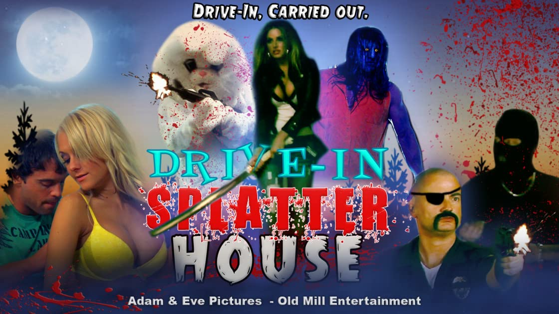 Drive-In Splatter House on Amazon Prime Instant Video UK