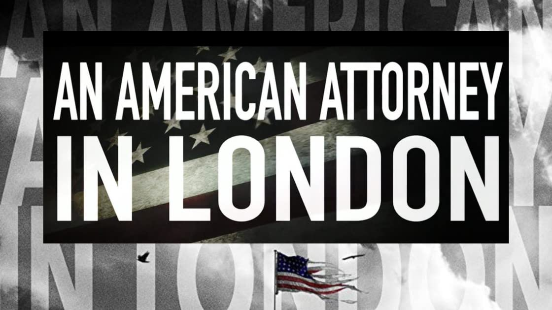 An American Attorney in London on Amazon Prime Video UK