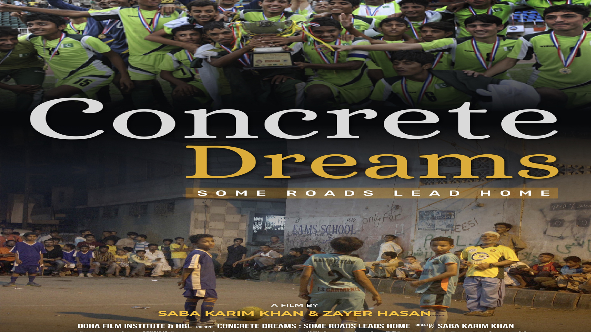 Concrete Dreams: Some Roads Lead Home on Amazon Prime Video UK
