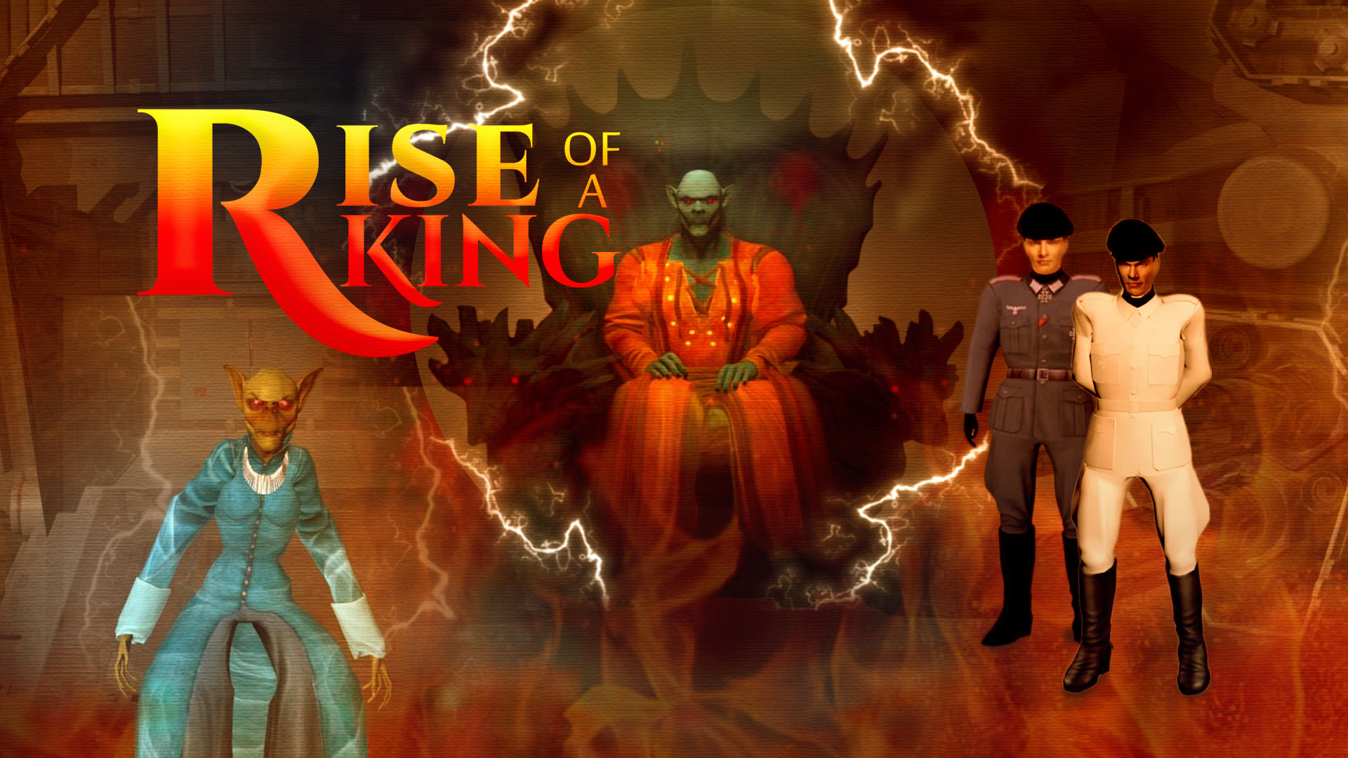 Rise of a king on Amazon Prime Instant Video UK