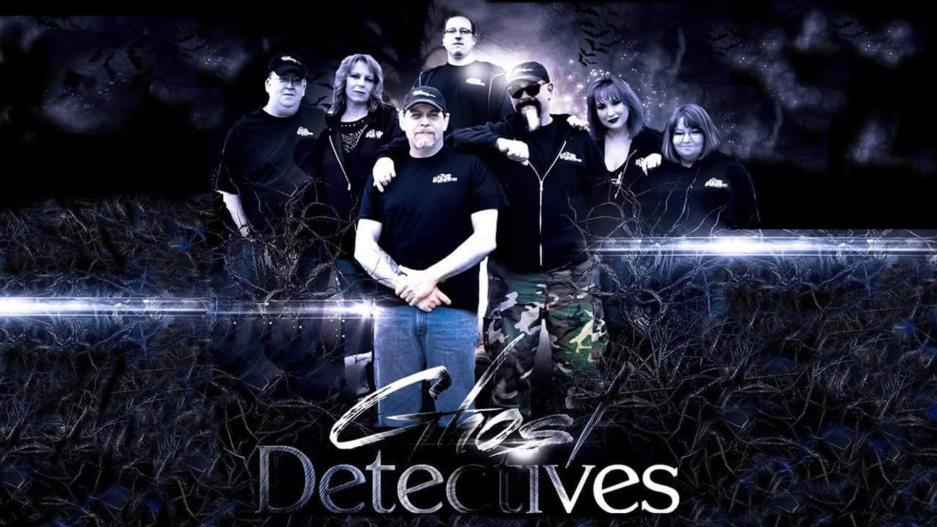 Ghost Detectives - Season 7