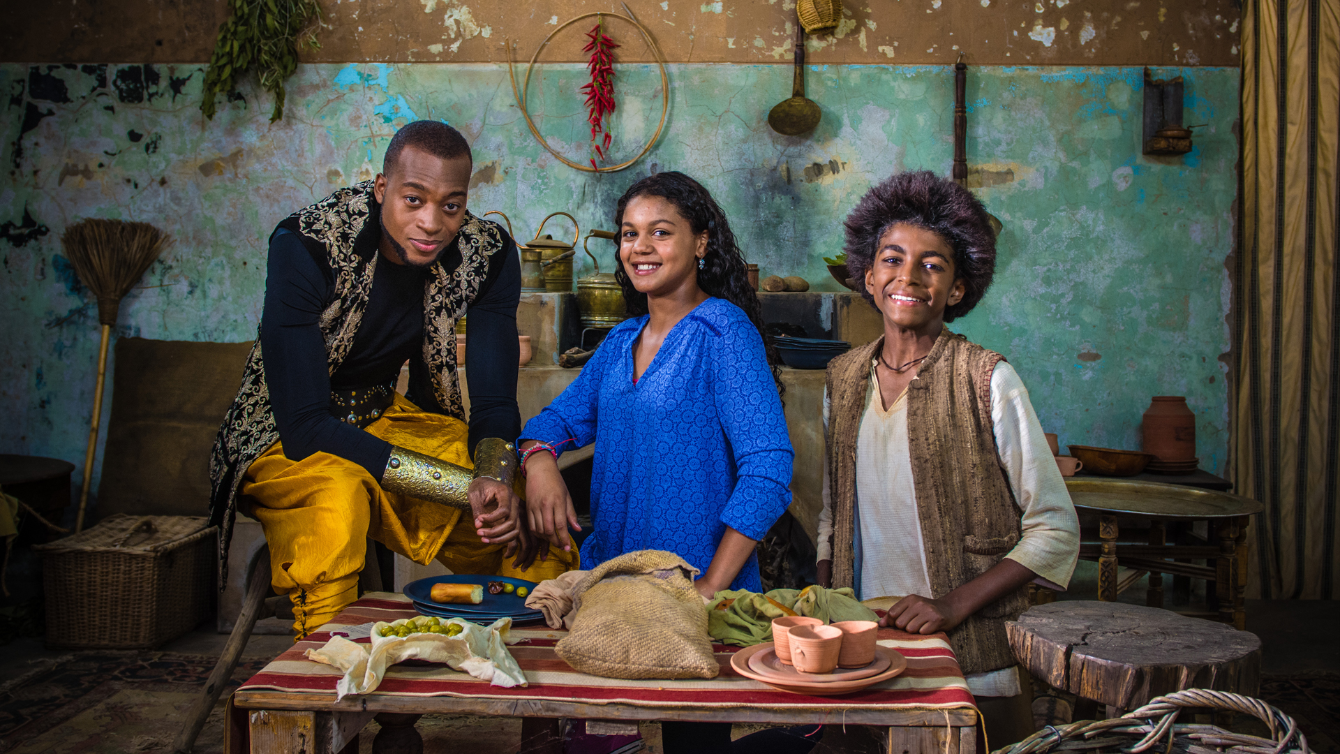 Jamillah & Aladdin on Amazon Prime Video UK