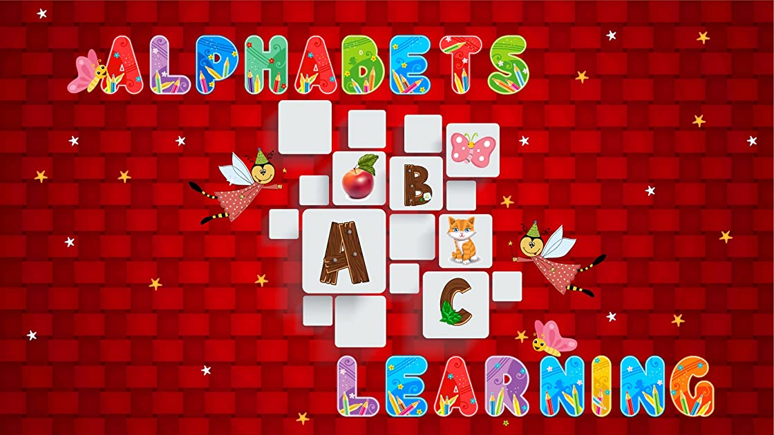 Alphabets Learning