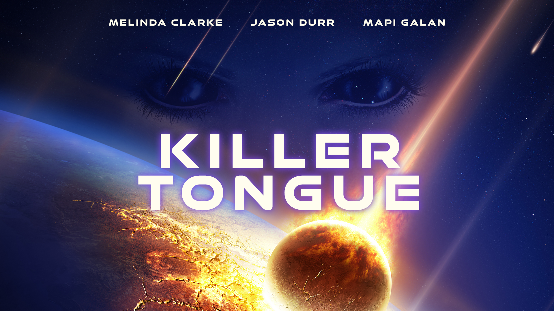 Killer Tongue on Amazon Prime Video UK