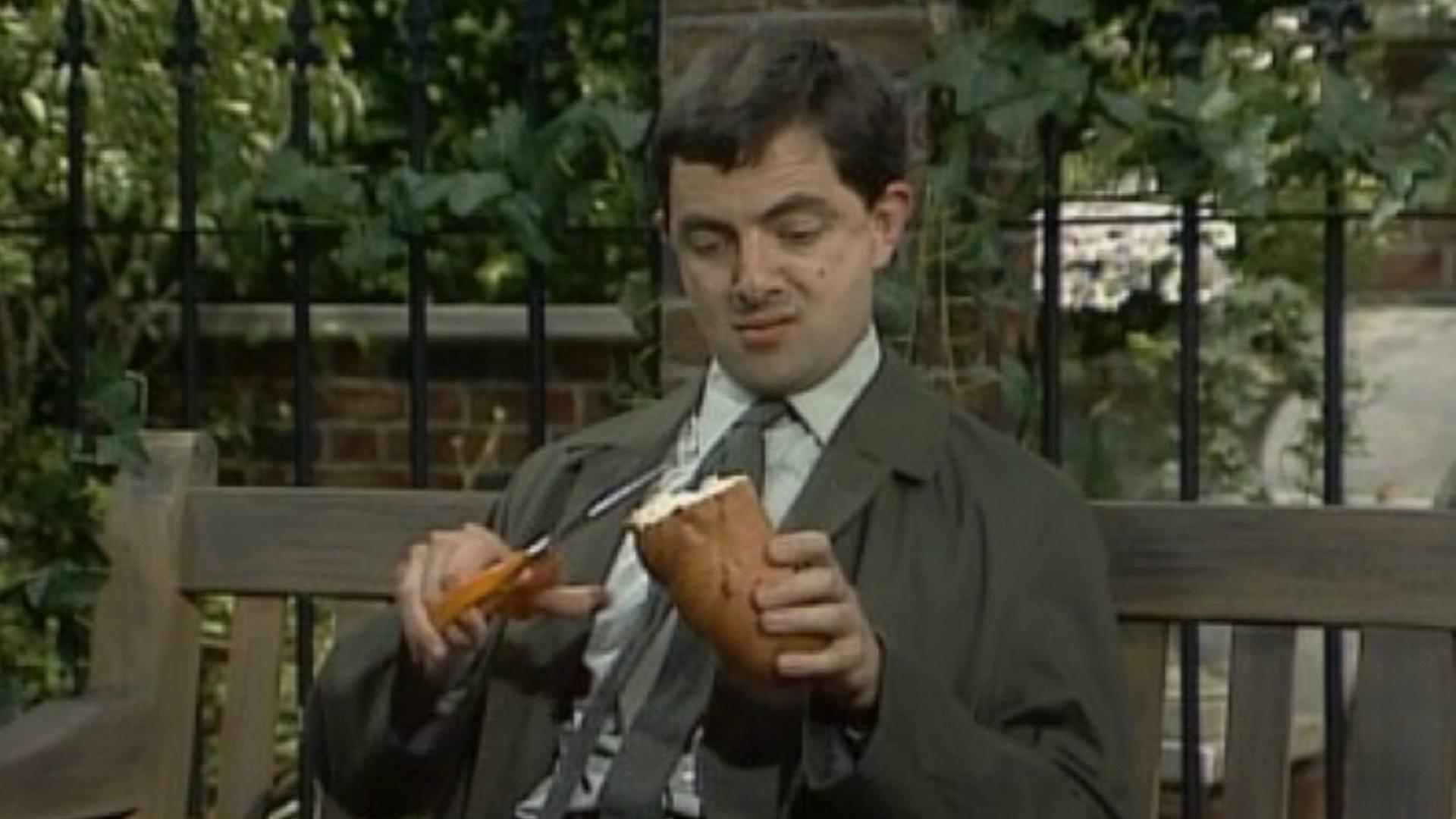 Mr. Bean on Amazon Prime Instant Video UK