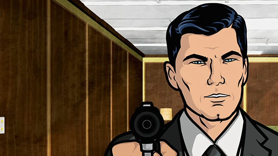 Archer on Amazon Prime Video UK