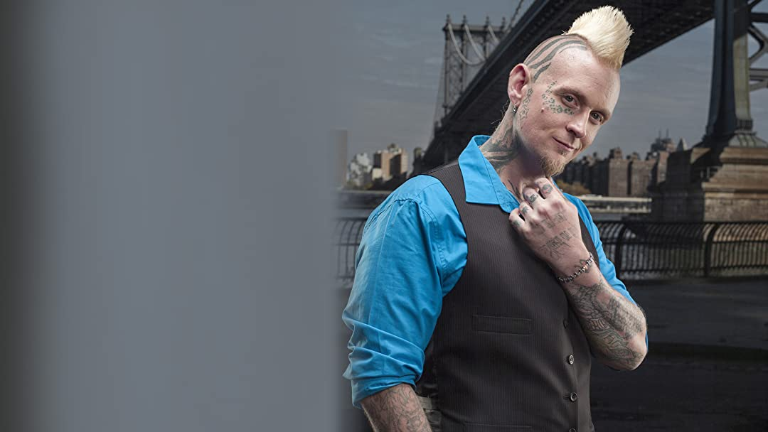 Ink Master on Amazon Prime Video UK