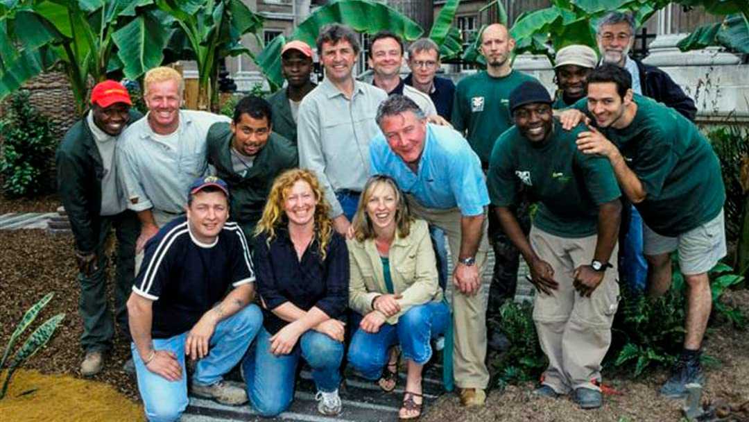 Ground Force A Garden for Africa