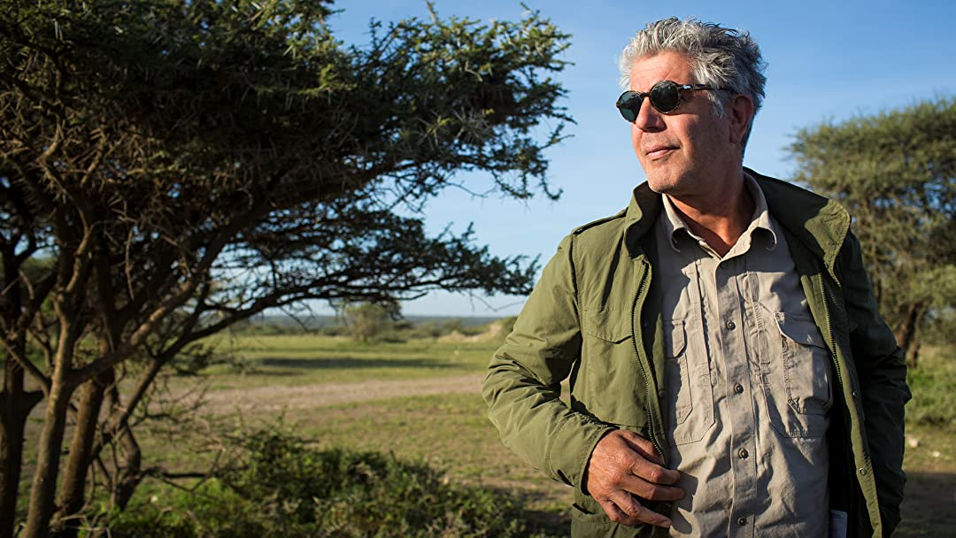 Anthony Bourdain: Parts Unknown on Amazon Prime Video UK