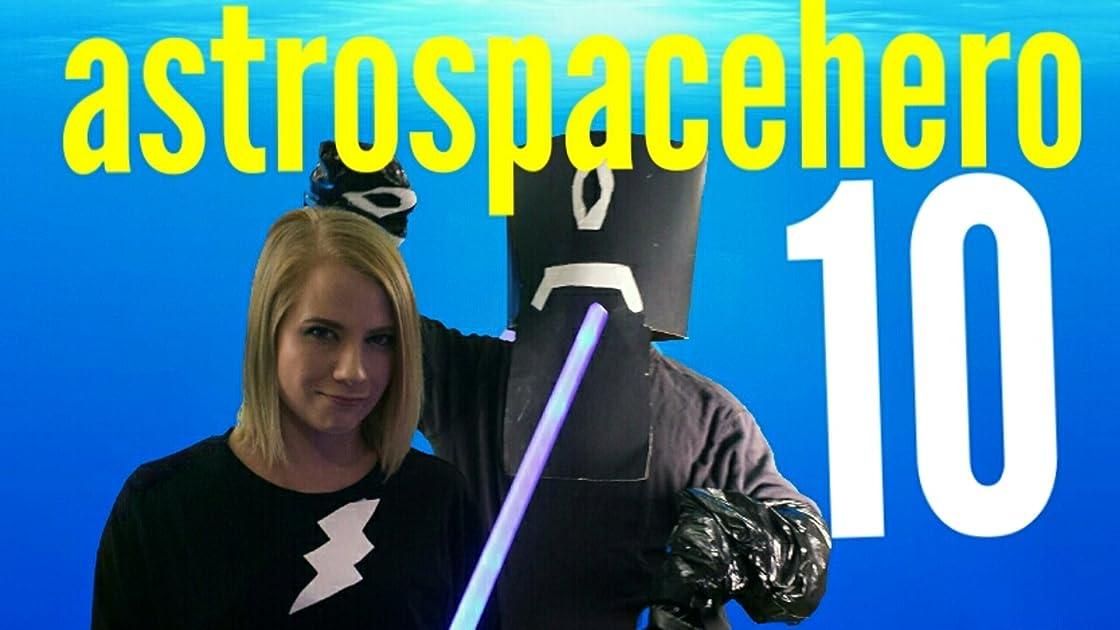 Astro Space Hero - Season 10