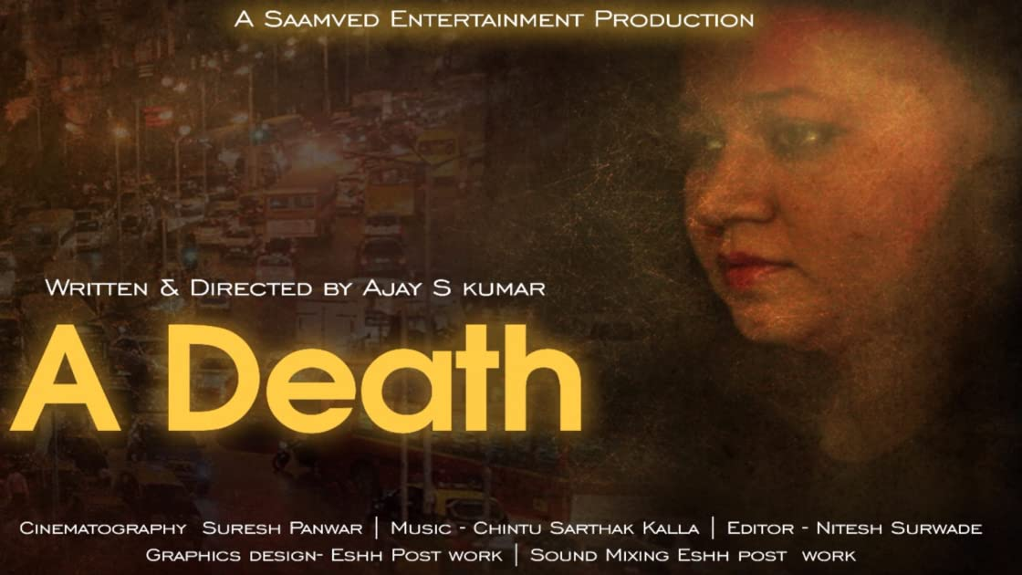 A Death on Amazon Prime Instant Video UK