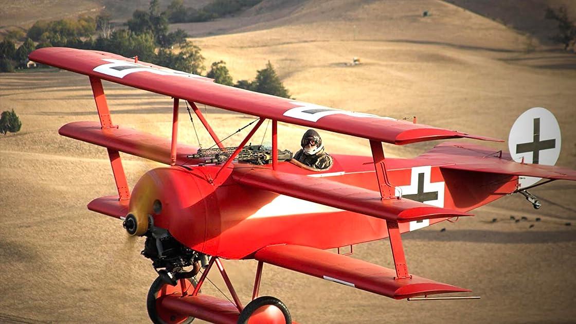 Plane Resurrection on Amazon Prime Instant Video UK