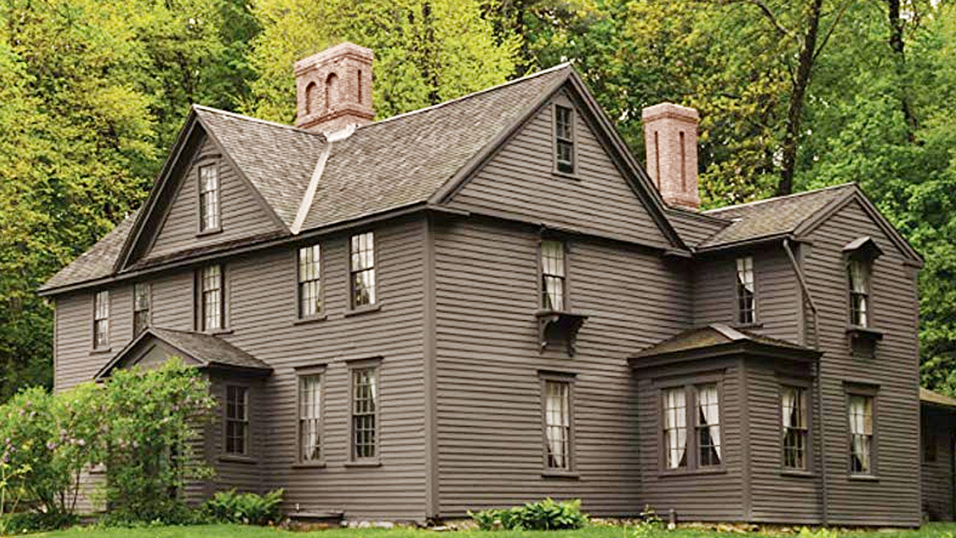 Orchard House - Home of Little Women on Amazon Prime Video UK