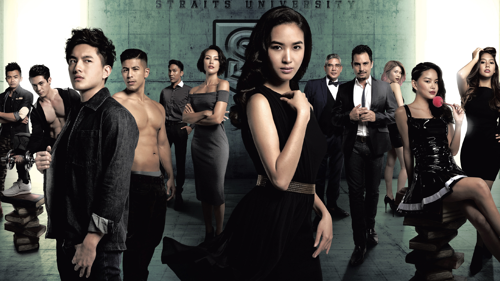 Faculty - Season 1