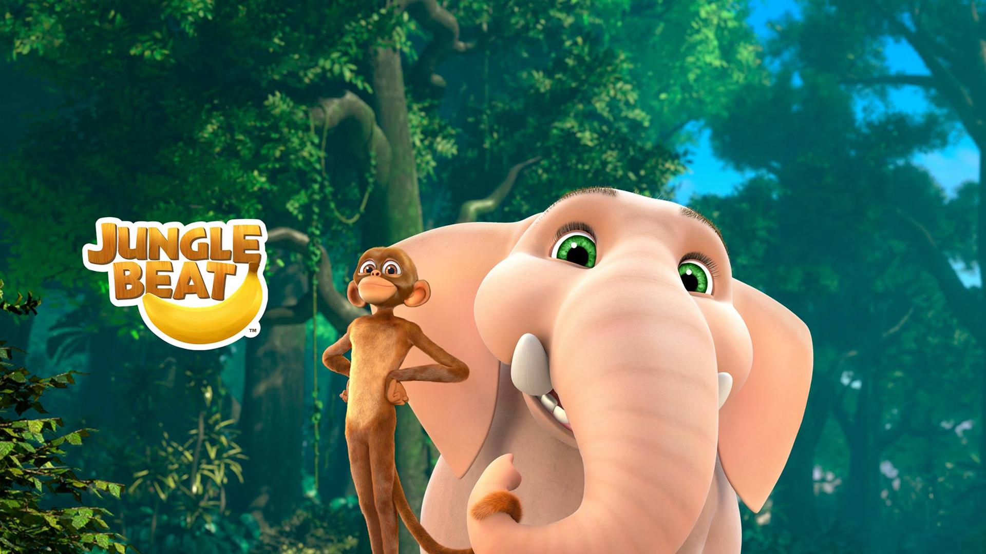 Jungle Beat on Amazon Prime Video UK