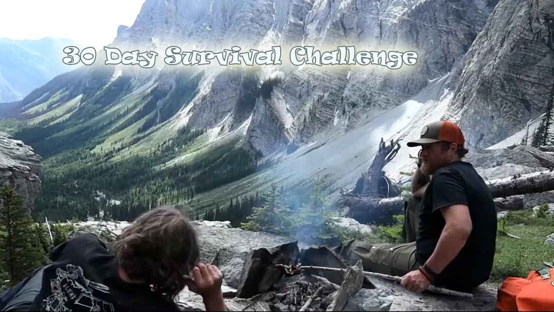 30 Day Survival Challenge - Season 1