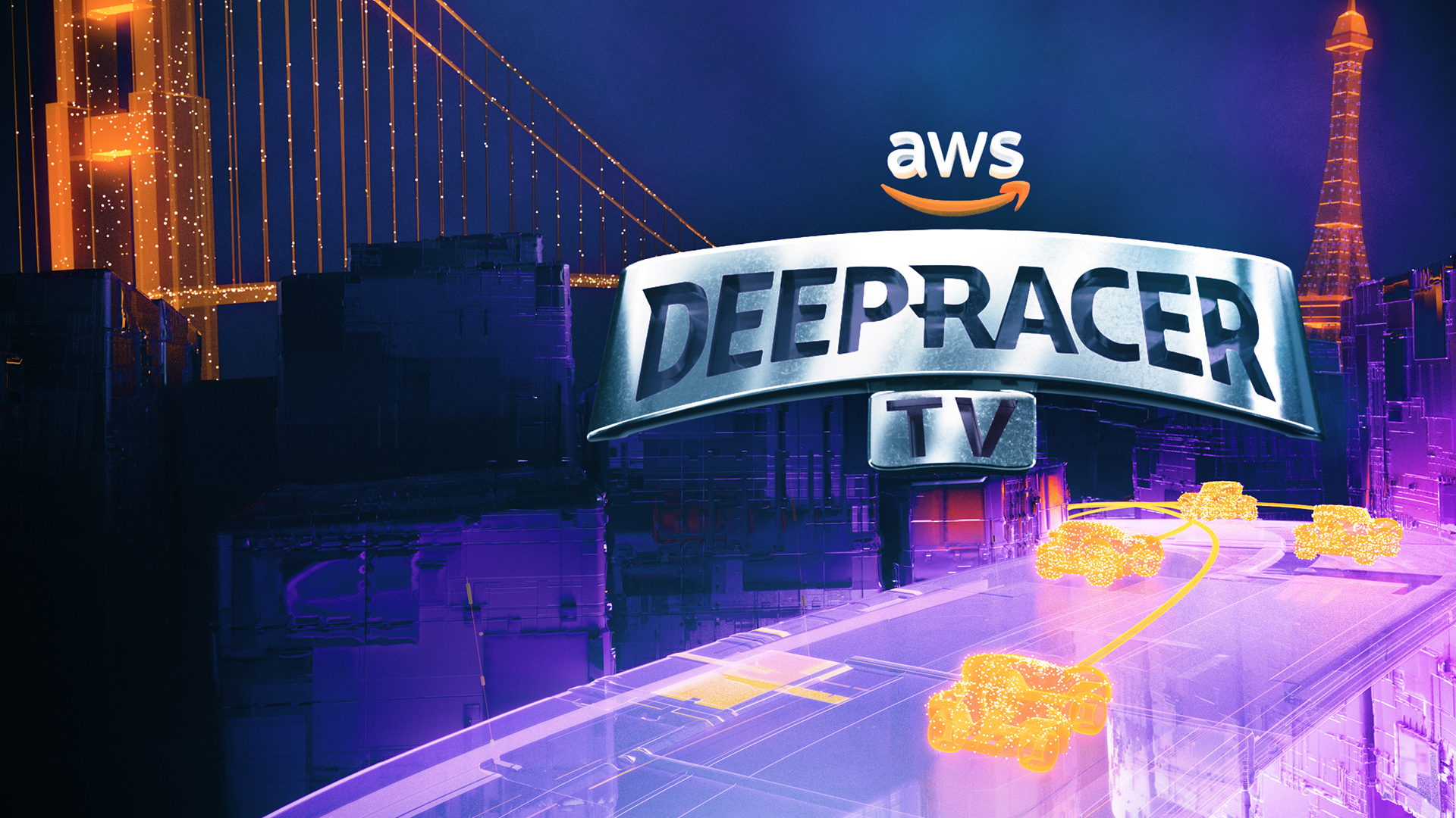 AWS DeepRacer TV - Season 1