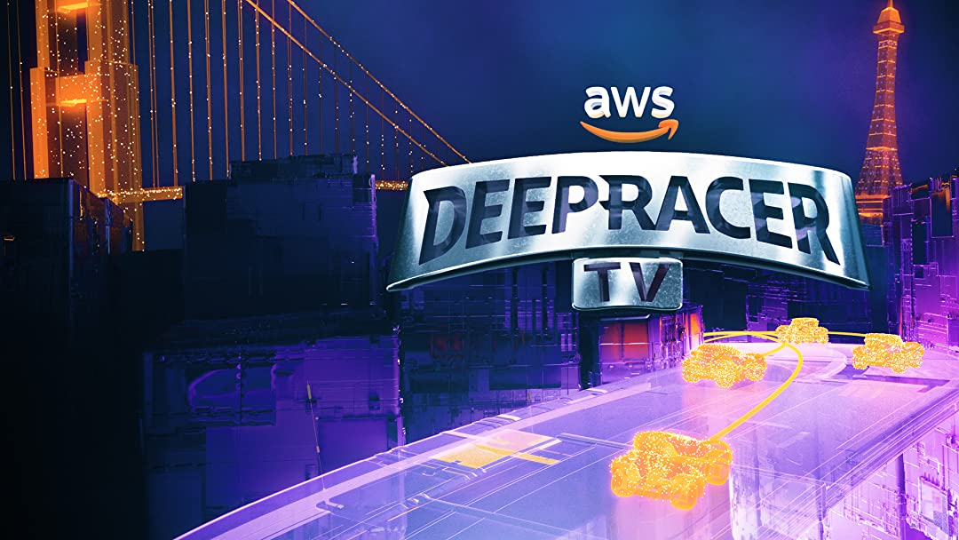 AWS DeepRacer TV on Amazon Prime Video UK
