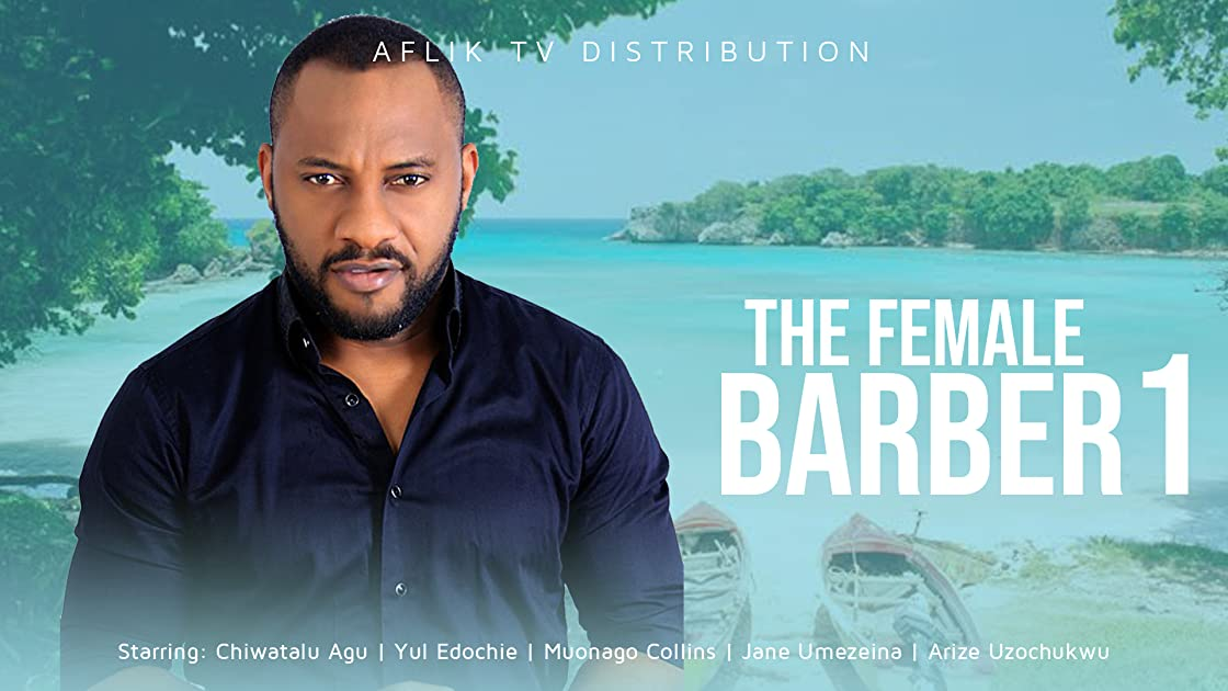 The Female Barber 1