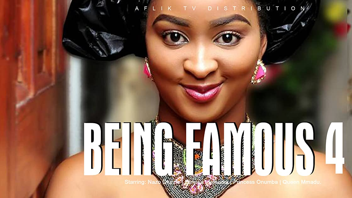 Being Famous 4 on Amazon Prime Instant Video UK