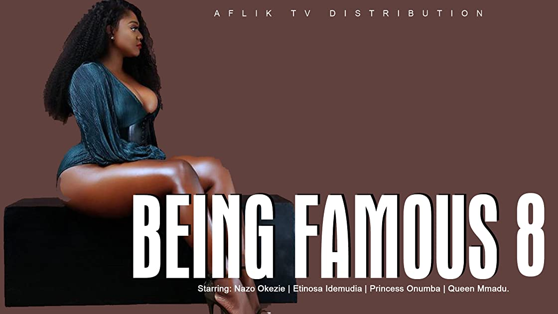 Being Famous 8 on Amazon Prime Instant Video UK