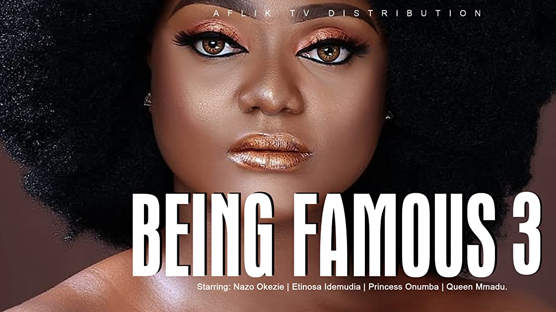 Being Famous 3 on Amazon Prime Instant Video UK