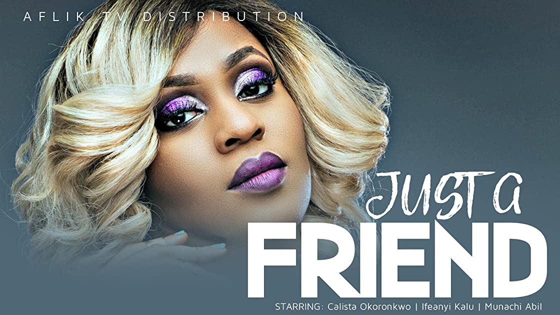 Just a friend on Amazon Prime Instant Video UK