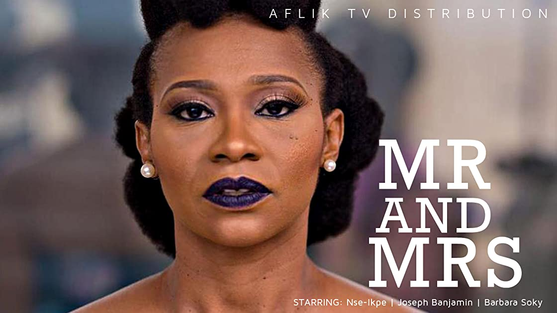 Mr and Mrs on Amazon Prime Instant Video UK