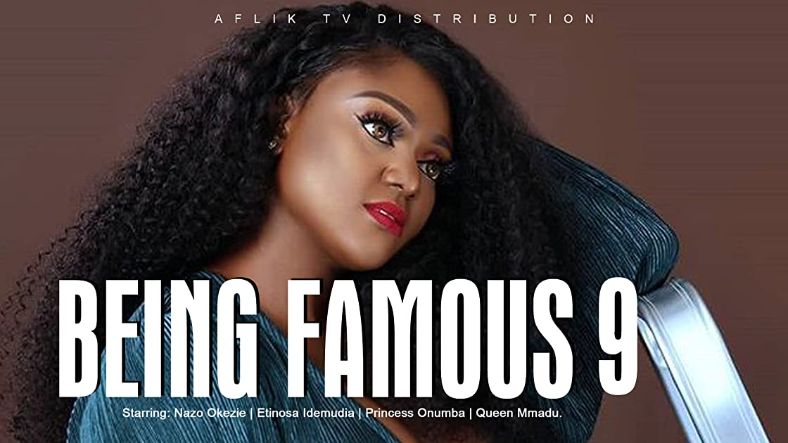 Being Famous 9 on Amazon Prime Instant Video UK