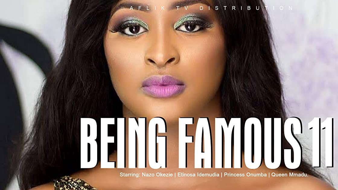Being Famous 11 on Amazon Prime Instant Video UK