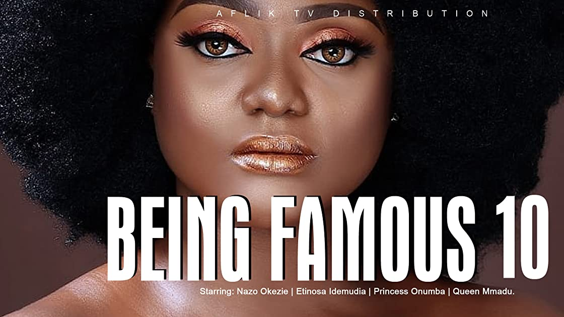 Being Famous 10 on Amazon Prime Instant Video UK