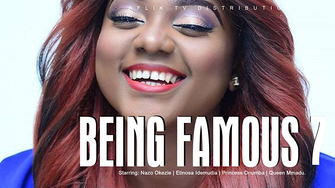 Being Famous 7 on Amazon Prime Instant Video UK