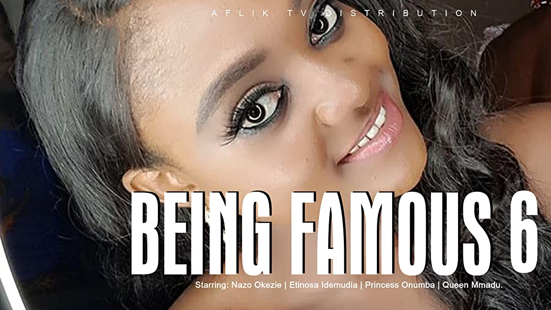 Being Famous 6 on Amazon Prime Instant Video UK