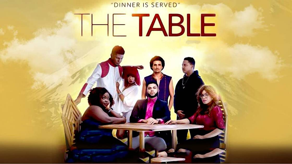 The Table on Amazon Prime Instant Video UK