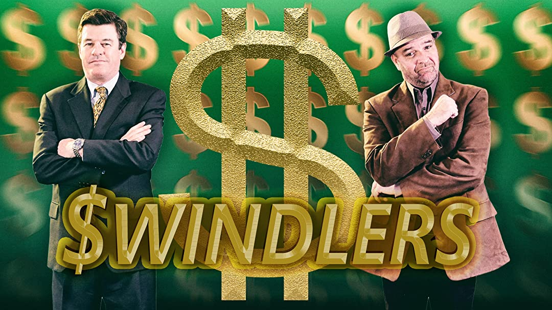 Swindlers the Series on Amazon Prime Instant Video UK