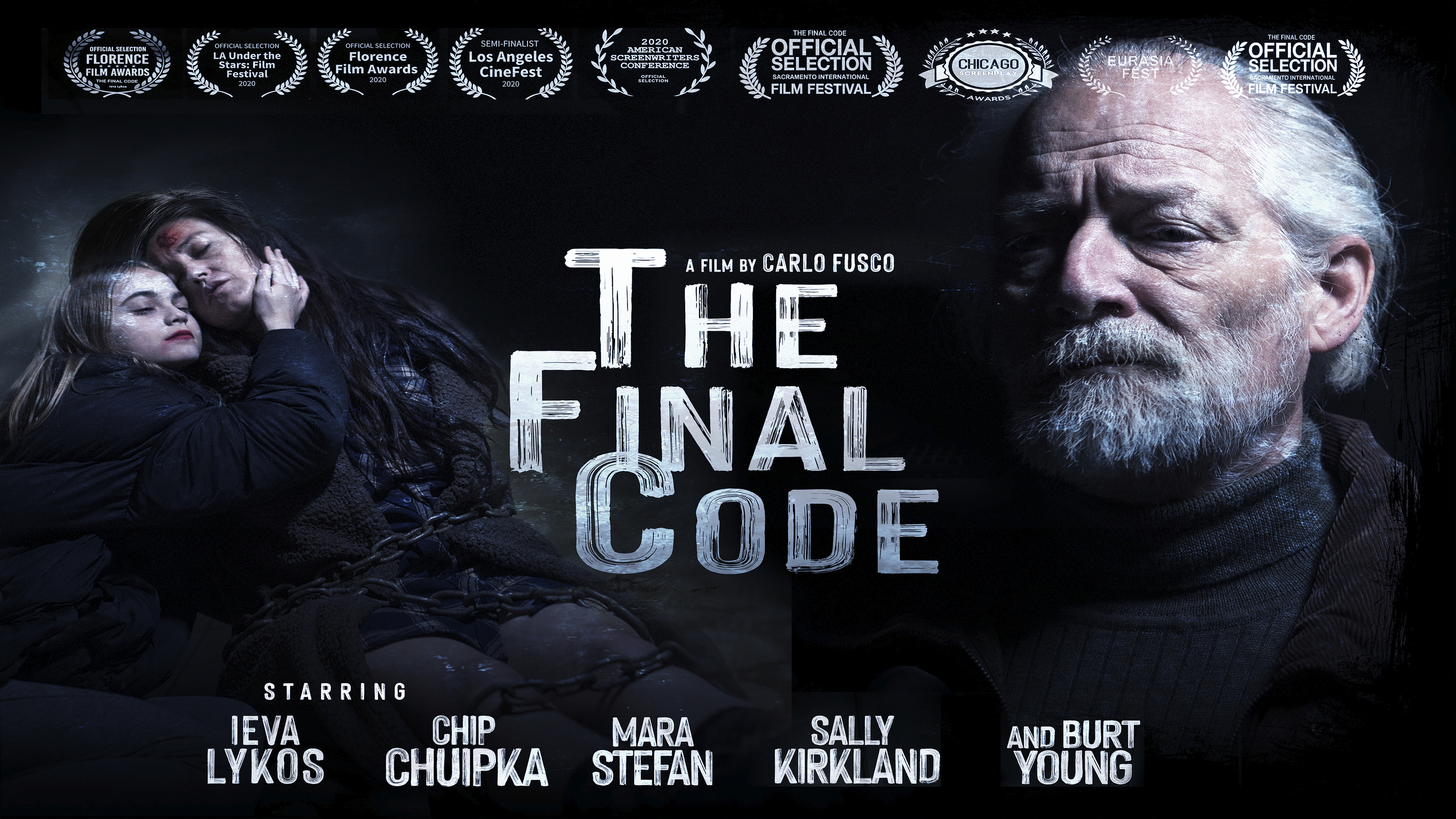 The Final Code on Amazon Prime Instant Video UK
