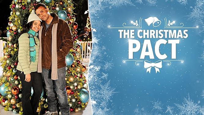 The Christmas Pact.Prime Video The Christmas Pact