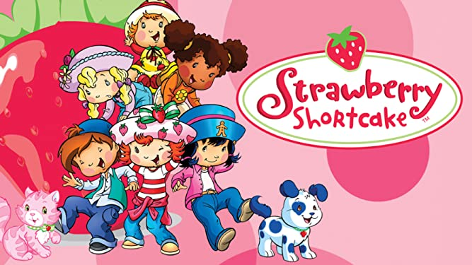 Prime Video Strawberry Shortcake Season 1