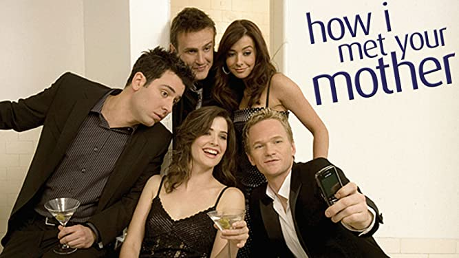 Prime Video: How I Met Your Mother - Season 1